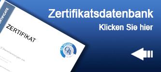 zertifikatsdatenbank